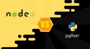 Lựa chọn Python hay Node Js khi lập trình