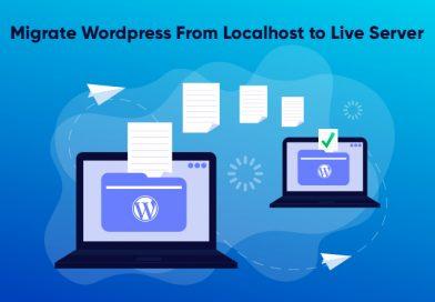 Di chuyển WordPress website giữa các hosting