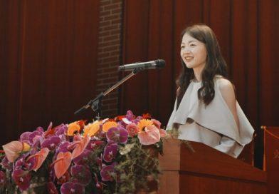 Bài diễn thuyết chấn động của nữ sinh viên sau 10 năm tốt nghiệp