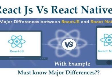React JS vs React Native